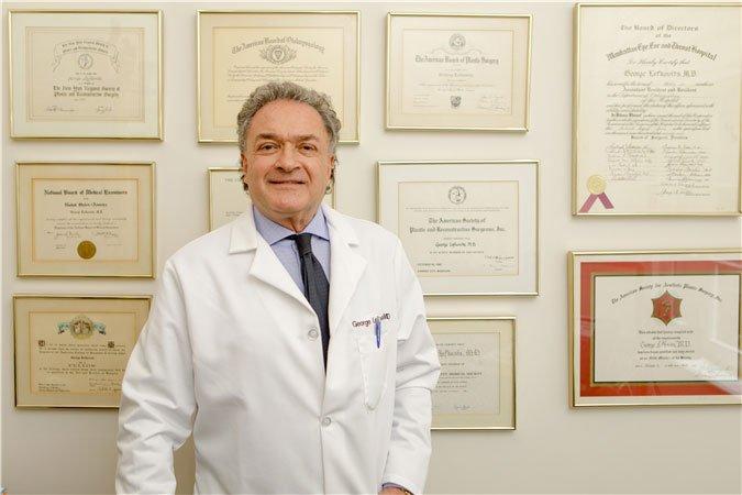 Dr Lefkovits Plastic Surgeron NYC