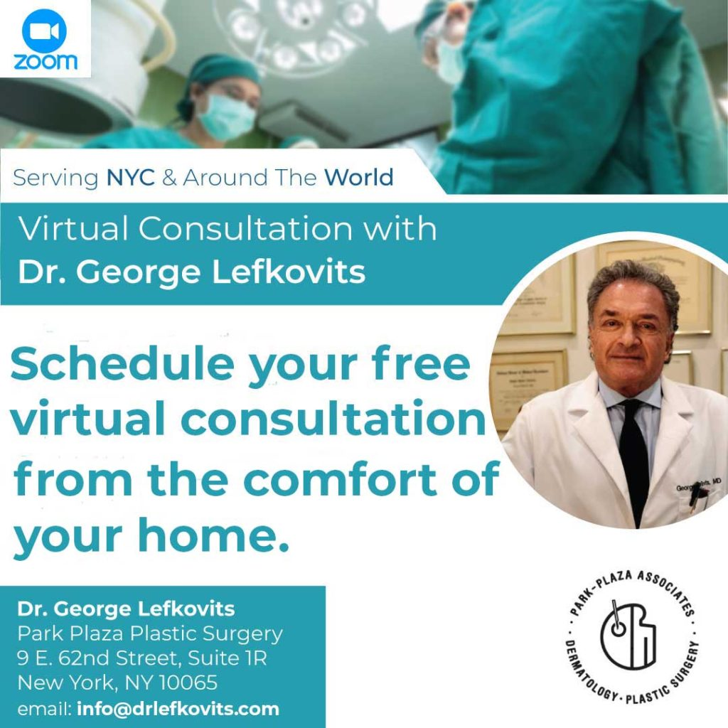 plastic surgery virtual consultation