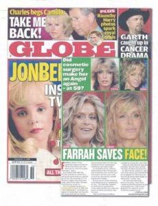 Globe cover - plastic surgery