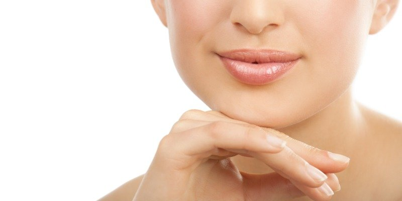 Lip flip surgery